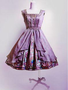 Classic *Gem Bird* JSK Lolita Dresses-2 Colors