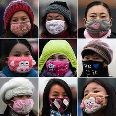 China pollution: Living in smog-filled Beijing in China