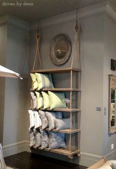 Image result for shelf ideas for a bare wall