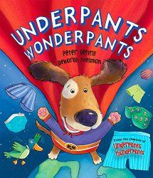 """Today at in Storybook Theatre we are reading """"Underpants Wonderpants"""" by Peter Bently. Is it an eagle? Is it a plane? No - it's Underpants Wonderpants to the rescue again! Preschool Books, Book Activities, Toddler Books, Childrens Books, Cgi, Book Club Books, My Books, Book Lists, Boomerang Books"""