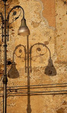 Sicily | Italy #streetlamps, #streetlights, #lights