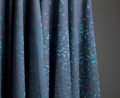 Stephanie Davidson's Masters fashion + textile collection   Screen Print   Glasgow School of Art