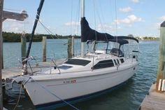 1994 Hunter 29.5 Sail Boat For Sale - www.yachtworld.com