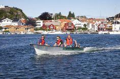 Bootsverleih in Grimstad