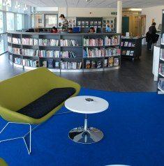Powerhouse Library, Moss Side | Demco Interiors - Inspiring Library Design