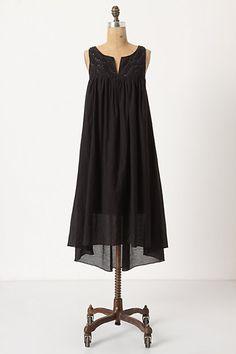 a not-so-little black dress