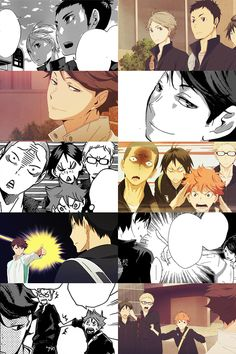 11. Manga vs Anime - haikyuu!!
