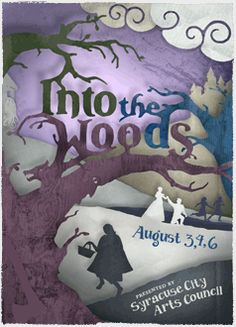 Impressed by INTO THE WOODS - by Amber Peck, UTBA Staff & Reviewer #utah #theater #musical #sondheim