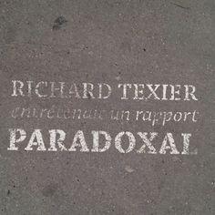 Richard Texier entretenait un rapport paradoxal