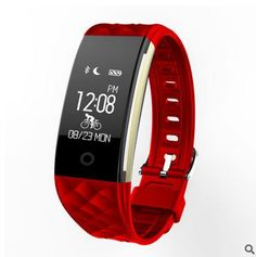 The latest smart Bracelet dynamic heart rate monitoring calorie consumption bicycle swimming waterproof sports smart Bracelet