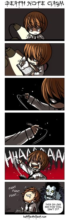 24 best images about Death Note on Pinterest | Lights, Manga anime ...