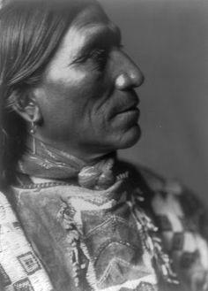 Little Hawk, Brule Native American Indian