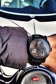 Schroeder x The Bugatti