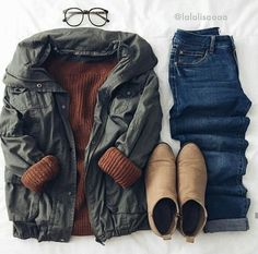 Cozy, cute and stylish: The *perf* cool weather outfit. (Credit: Lalalisaaaa) Cozy, cute and stylish: The * perfect * cool weather outfit. Fashion Mode, Look Fashion, Womens Fashion, Fall Fashion, Feminine Fashion, Ladies Fashion, Fashion Photo, Fashion Beauty, Mode Outfits