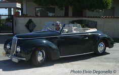 Graber Lancia Aprilia Cabriolet 1941