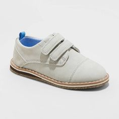 Toddler Boys' Gunther Oxfords - Cat & Jack™ Light Gray 10 : Target Boys Dress Shoes, Grey Exterior, Cat And Jack, Penny Loafers, Toddler Boys, Everyday Fashion, Kids Outfits, Casual Outfits, Oxford Shoes