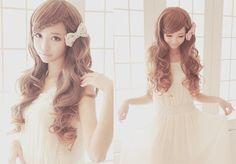 long hair cuts with layers Kawaii Hairstyles, Bride Hairstyles, Cute Hairstyles, Female Hairstyles, Ulzzang Hair, Ulzzang Style, Korean Ulzzang, Long Hair Cuts, Long Hair Styles