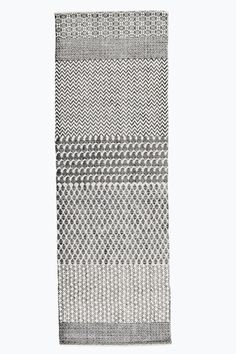 Ellos Home Bomuldsgulvtæppe Malin 70x200 cm