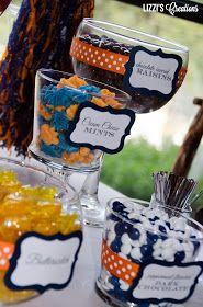 A House Divided Candy Bar - Auburn