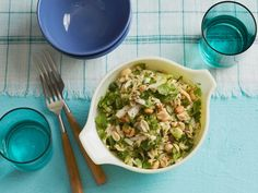 Get Kelsey Nixon's Roasted Peanut Slaw Recipe from Cooking Channel  [to try]