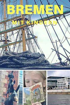 Unsere Top Ten für Bremen mit Kindern! Lasst euch inspirieren :-) #Städtereise #Bremen #Städtetrip