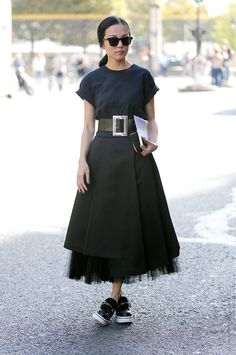Trendy Skirt Tulle Outfit Casual Street Style Ideas Source by catherinemi skirt outfit casual Casual Outfits, Fashion Outfits, Womens Fashion, Fashion Tips, Fashion Skirts, Fashion Hacks, Moda Formal, Robes Tutu, Estilo Blogger