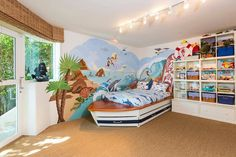An awesome kids bedroom