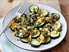 Marinierte Zucchini Rezept | LECKER