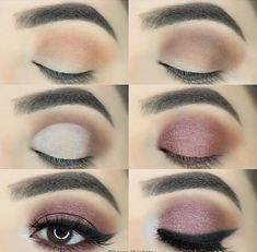 rocks out this look with our Alternative Rock Vol. Famous Makeup Artists, Makeup Brands, Eyeshadow Looks, Bridal Make Up, Beauty Make Up, Brows, Eye Makeup, Beauty Hacks, Lipstick