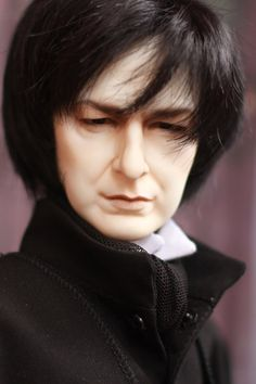 Severus Snape cosplay bjd doll. Pre order Bjd clothes doll