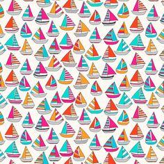 abbygalloway: Summer sailboats