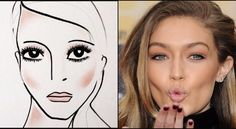 What is Draping Makeup Technique - Know all about it! - Eventznu.com