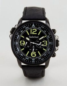 Timberland Campton Watch - Black