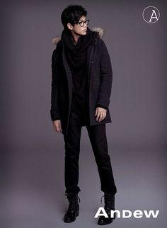 Andew F/W 2010  #KimSooHyun #김수현