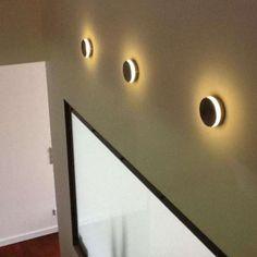 Wandleuchte Otan Stahl LED:: #innenbeleuchtung #Wandleuchte ...
