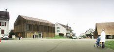 Crèche - Cheseaux : Nicolas Reymond Architecture & Urbanisme