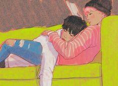 - A. ah... Mmh...- ¿Eso había sido un gemido? - Ah.. Yoongi..hyung… #fanfic # Fanfic # amreading # books # wattpad
