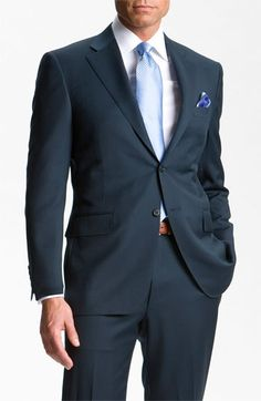 Canali Wool Suit | Nordstrom