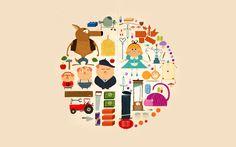 童话故事  #创意# #苹果#
