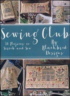 Cross Stitch Books, Cute Cross Stitch, Cross Stitch Kits, Cross Stitch Charts, Counted Cross Stitch Patterns, Little House Needleworks, Blackbird Designs, Nest Design, Different Stitches