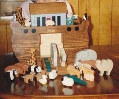 I could make a Noah's ark...