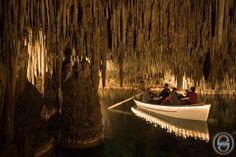 Hidden Majorca- Coves del Drach (Caves of Drach)