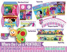 http://www.printnfun.com/store/p173/doraparty #babyfirst #babytv #1stbirthday