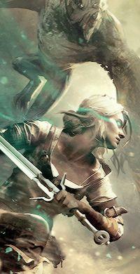 Cirilla Fiona Elen Riannon  — ballad heroes Witcher 3 Art, Ciri Witcher, The Witcher Books, The Witcher 3, World Of Fantasy, Dark Fantasy Art, Vampire Masquerade, The Legend Of Heroes, Fantasy Fiction