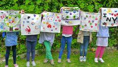 kids-birthday-activity-stamp-cushions-with-potato