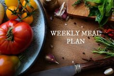 Weekly Meal Plan  #2 Weekly Menu, Meal Planning, Main Dishes, Yummy Food, Lunch, Fresh, Meals, How To Plan, Dinner