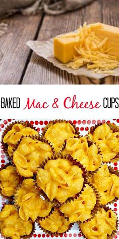 EASY BAKED MAC AND C
