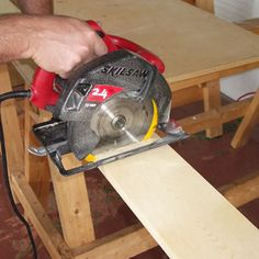 Tongue and groove joinery is much stronger method of joining boards than a butt glue joint. Here is a table saw technique for creating accurate T&Gs.: Tongue & Groove JointsPrepare One Edge of Each BoardRip the Opposite EdgesBoard LayoutCut the GroovesCut the TonguesDry Fit the JointsClamp the AssemblyTrim Off One EndTrim the Remaining Joint Edges