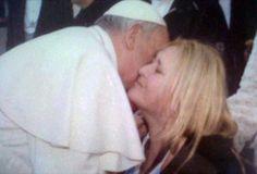 Mujer afirma que bendición del Papa inició su recuperación del cáncer de mama