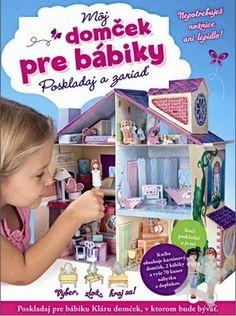 Môj domček pre bábiky (autor neuvedený)